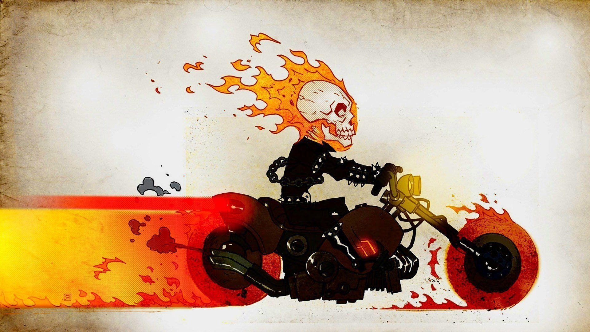 Ghost Rider Wallpapers 2016 1920x1080