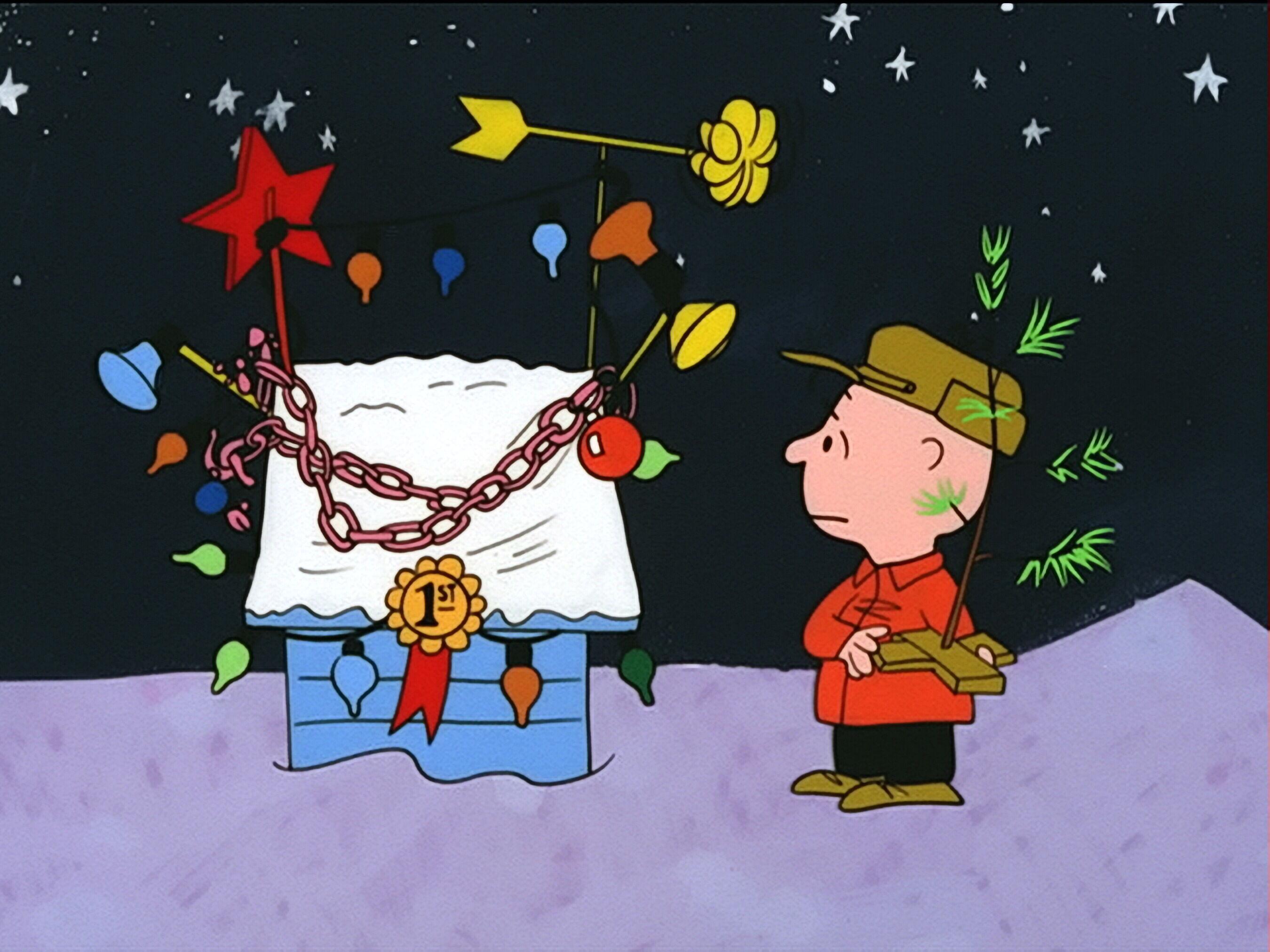 Wins First Place Christmas Cartoon Wallpaper   Christmas Cartoon 2700x2025