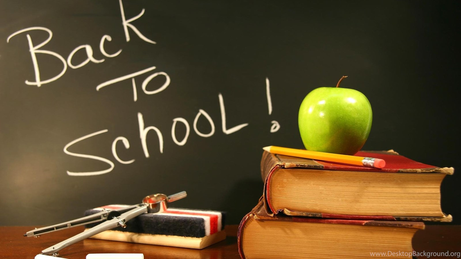 Back To School HD Wallpapers Pictures Images Photos Desktop 1600x900
