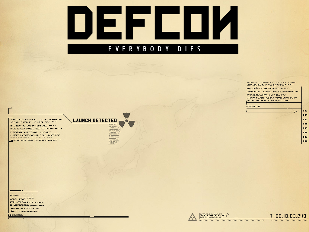 DEFCON wallpaper by drunkill 1024x768