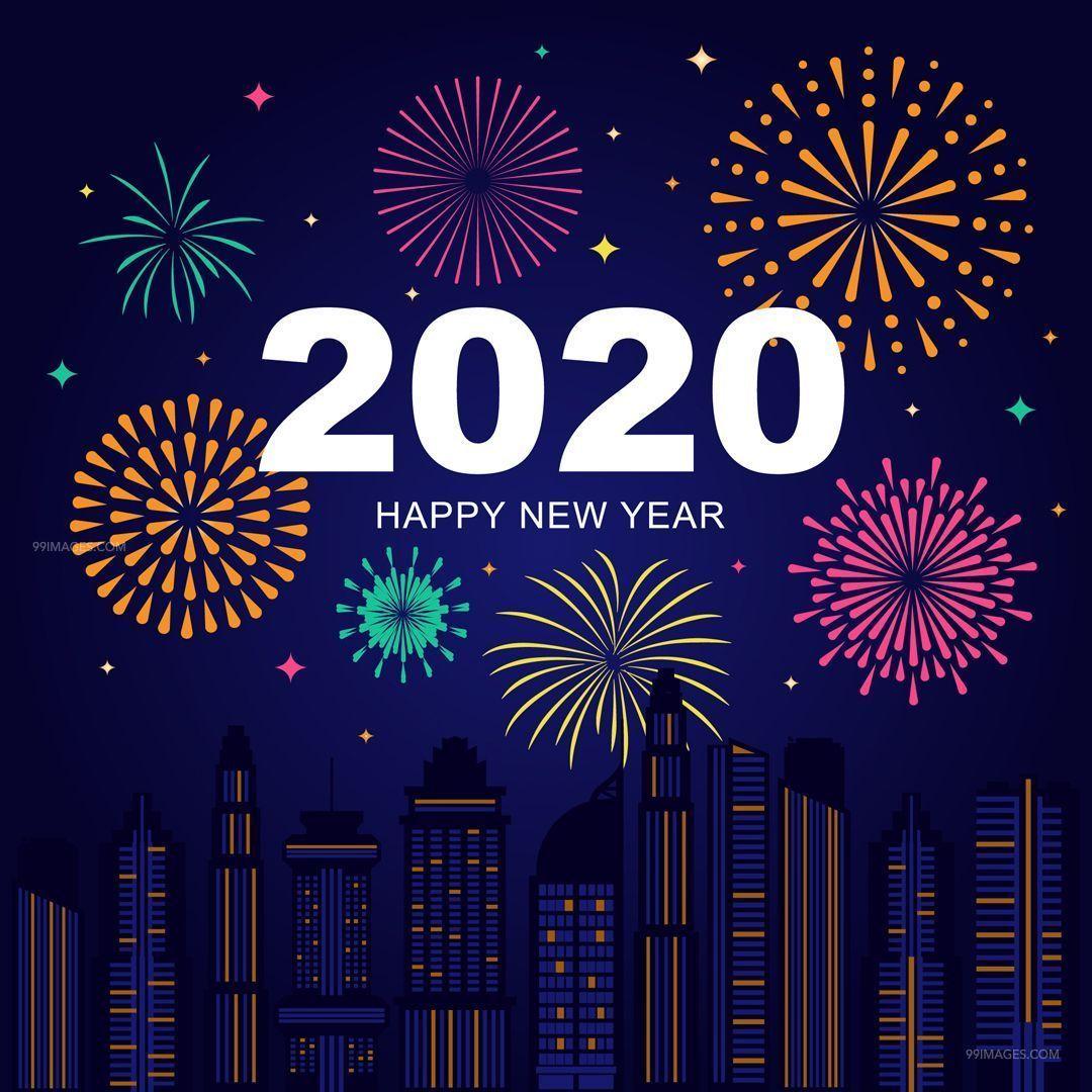 43 Happy New Year 2020 Hd 1080p Wallpapers On Wallpapersafari