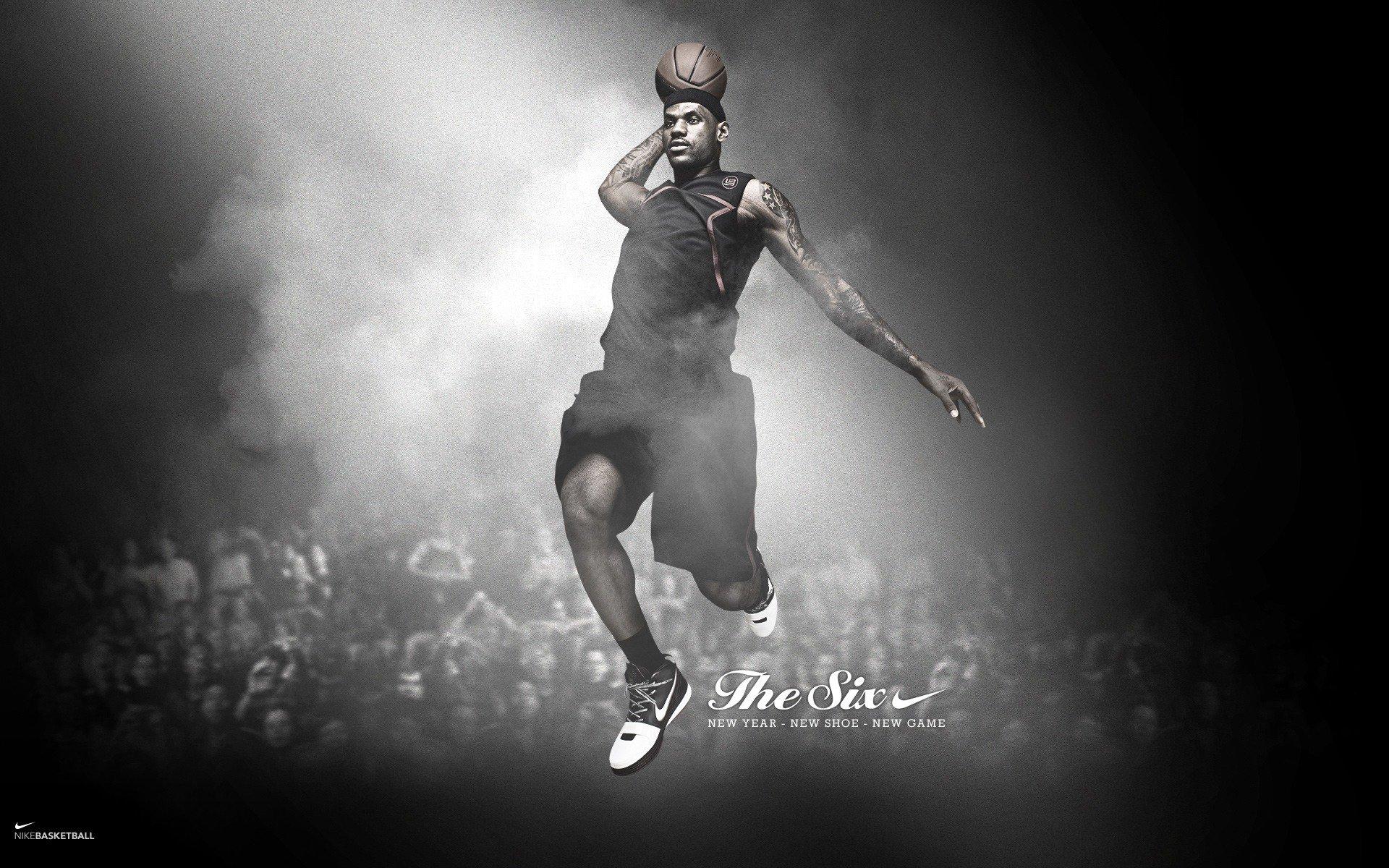 Lebron James Nike wallpaper   180178 1920x1200