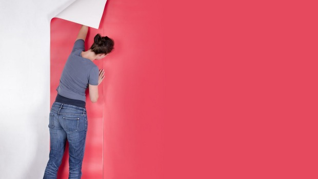 [48+] Putting Up Wallpaper Yourself on WallpaperSafari