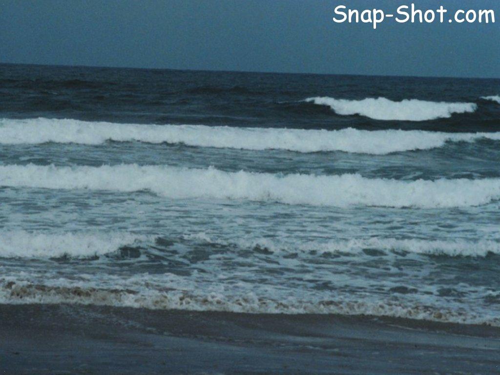 ocean beach waves pacific wallpaper picture 1024x768