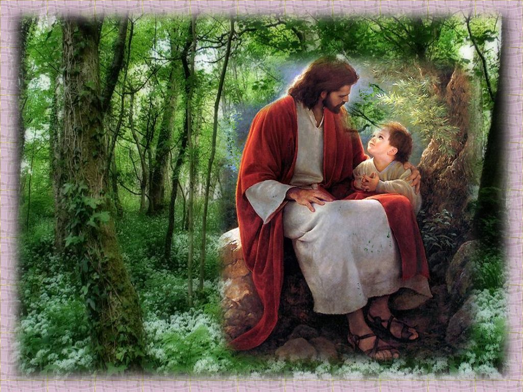 Картинки с маленьким иисусом