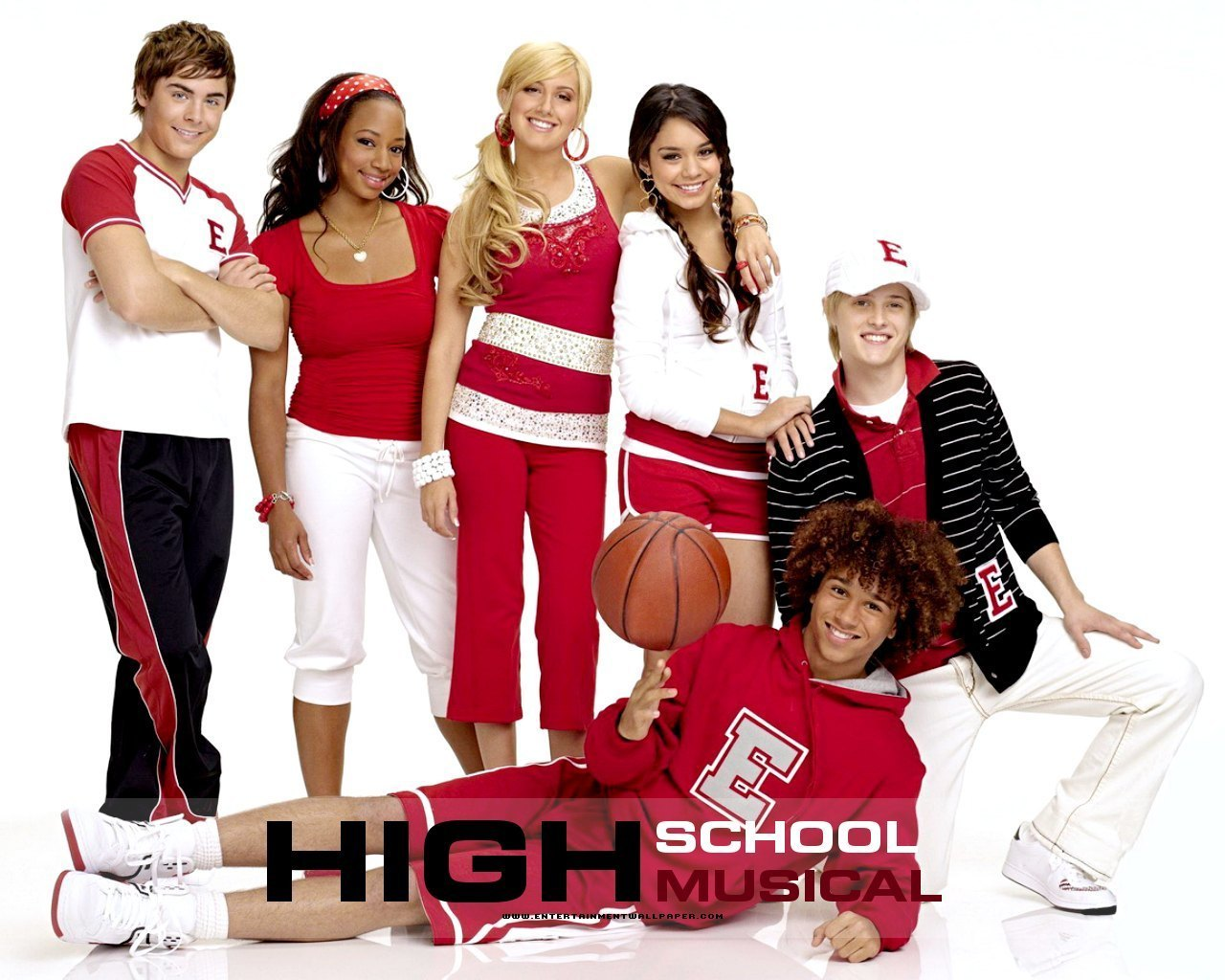 72] High School Musical Wallpaper on WallpaperSafari 1280x1024