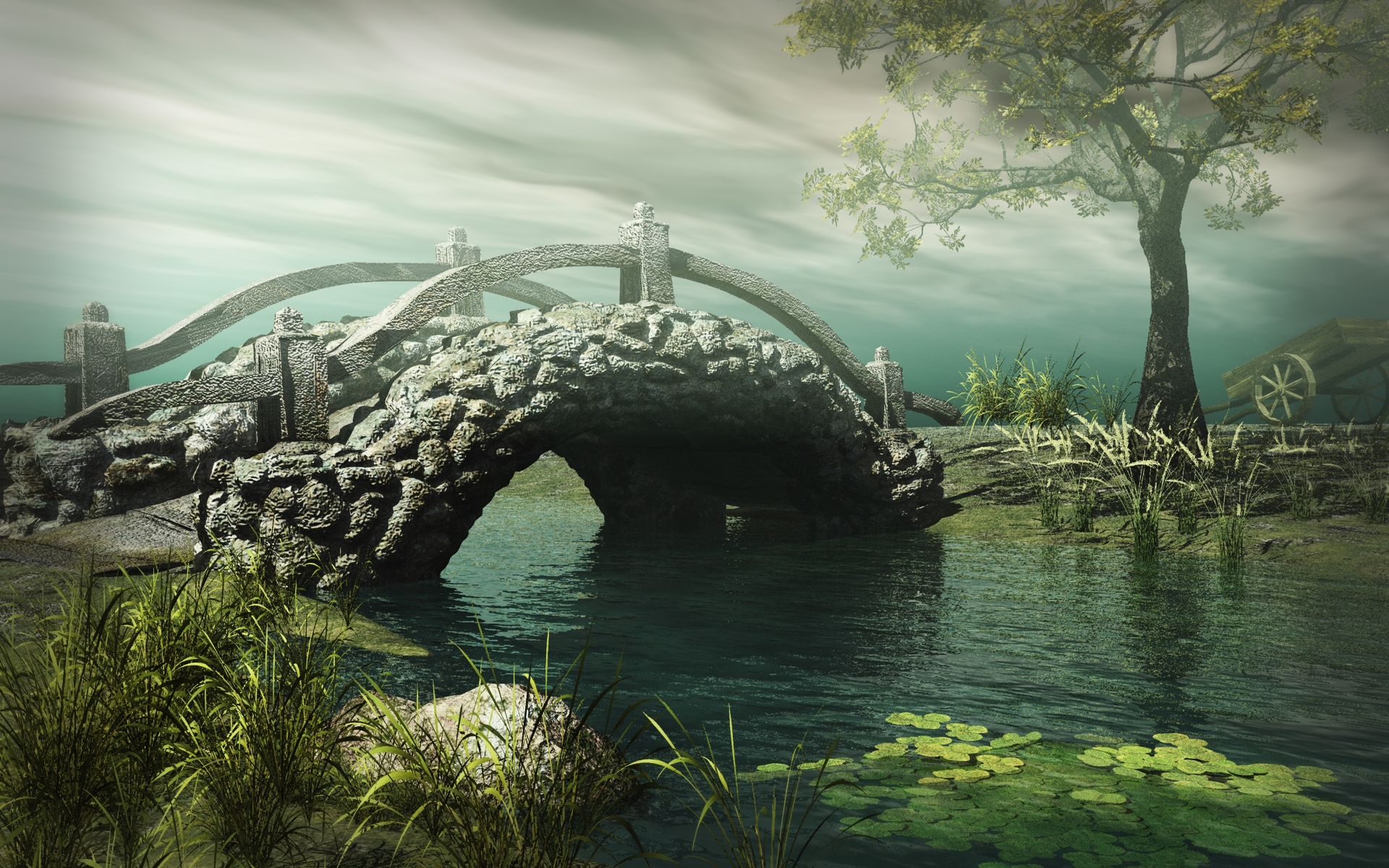 Old Bridges Wallpaper - WallpaperSafari