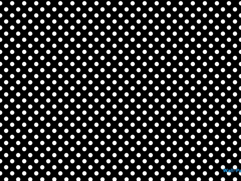 White dots on black background wallpaper in Textures wallpapers ...