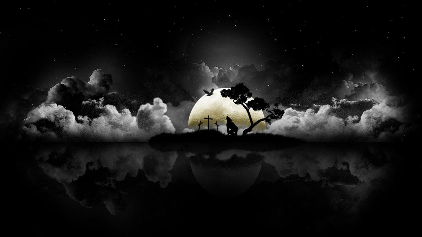 Per black wolfs wallpaper wallpapersafari for Sfondi per desktop 3d