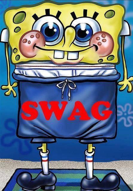 SpongeBob Wallpaper Swag WallpaperSafari