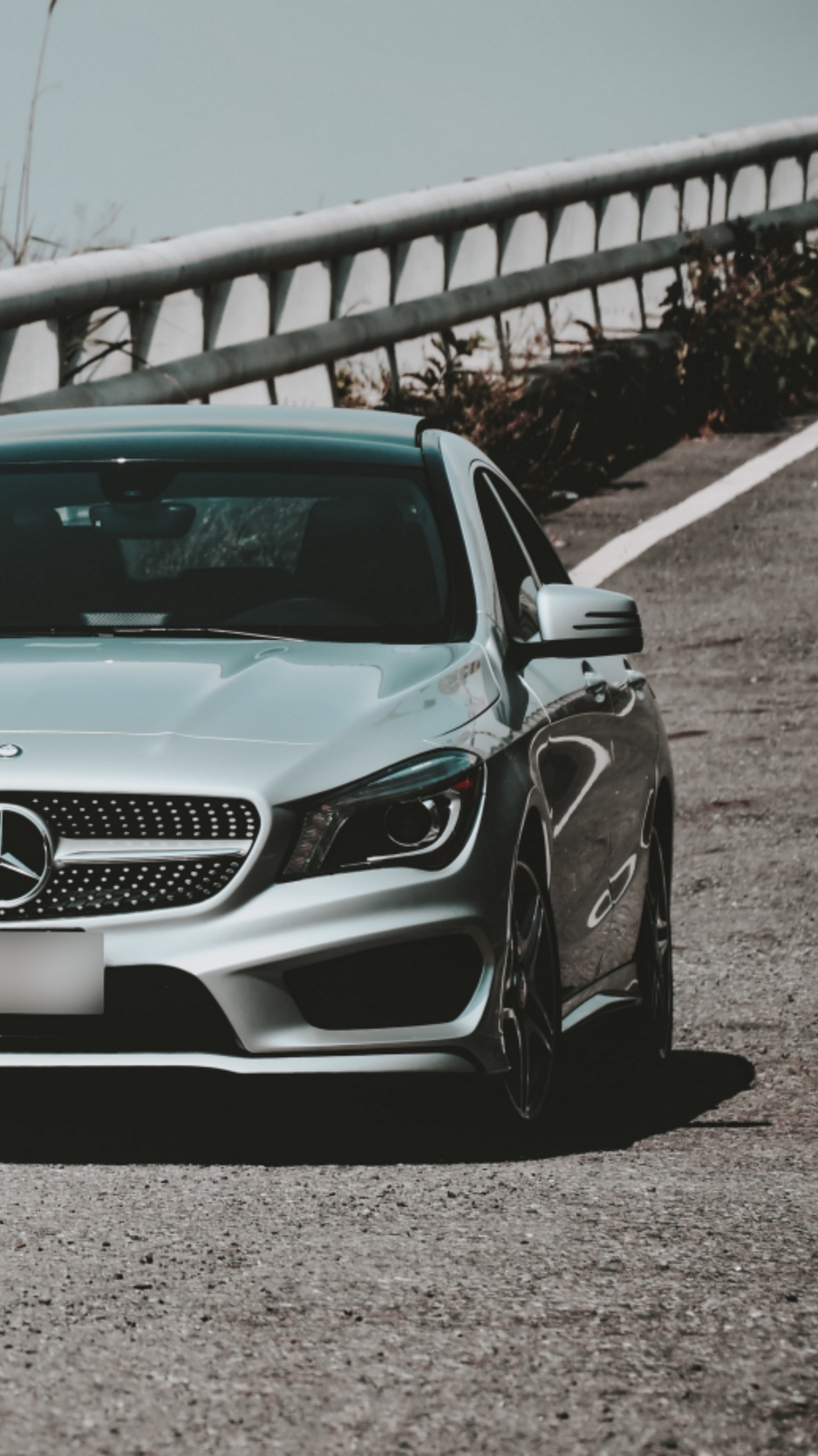 Download wallpaper 938x1668 mercedes benz cla class mercedes benz 938x1668