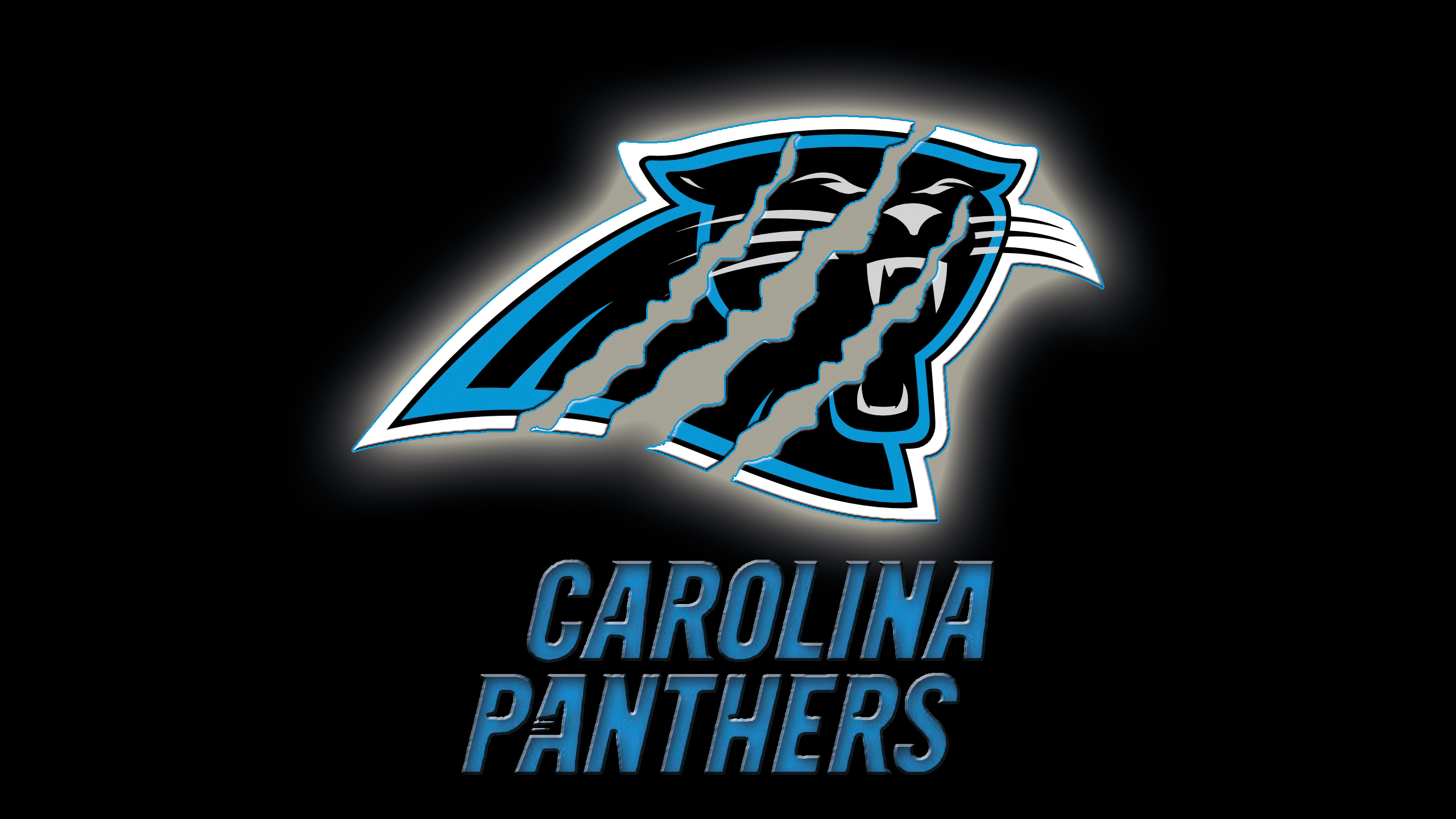 Excellent Carolina Panthers Wallpaper Full HD Pictures 2560x1440