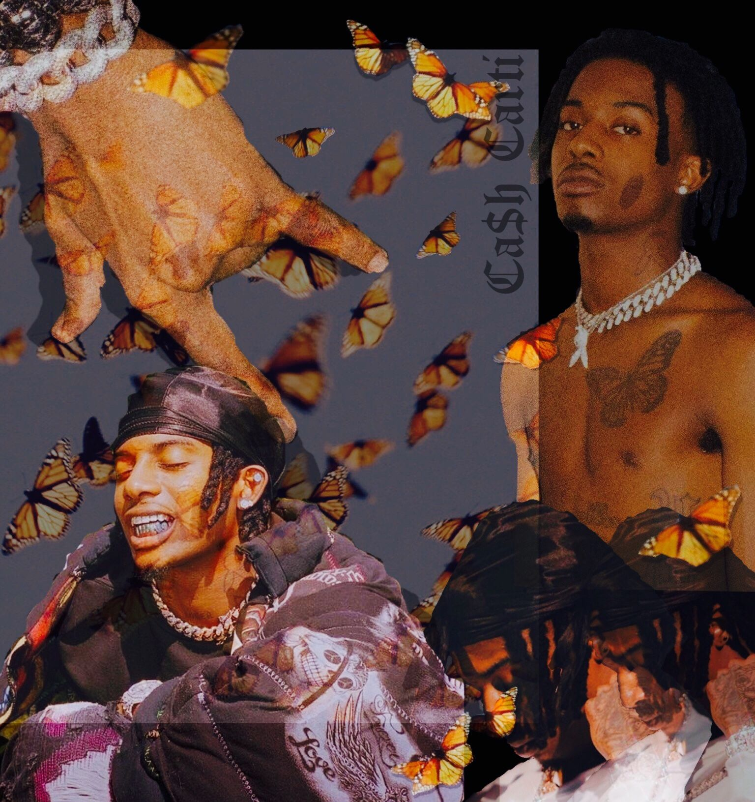 Playboi carti Edgy wallpaper Rap wallpaper Aesthetic pastel 1536x1631