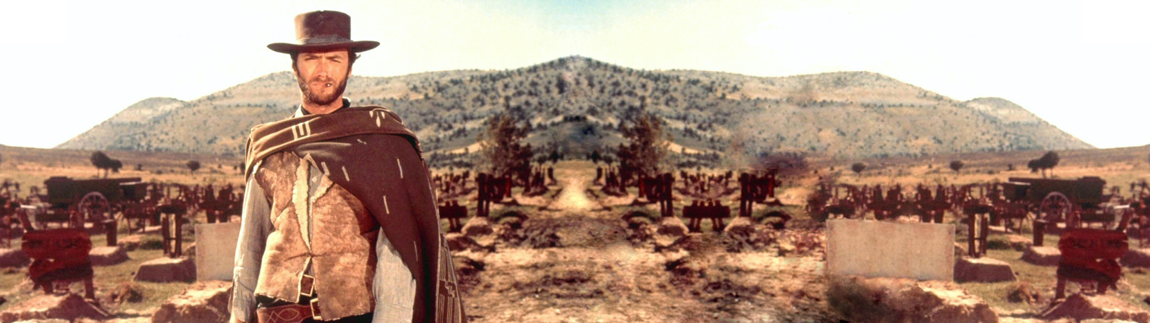 Free Download The Good The Bad And The Ugly Western Clint Eastwood