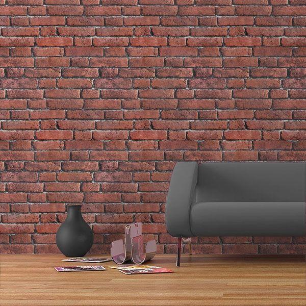 Brick Wallpaper httpwwwwowwallpaperhangingcomaubrick wallpaper 600x600