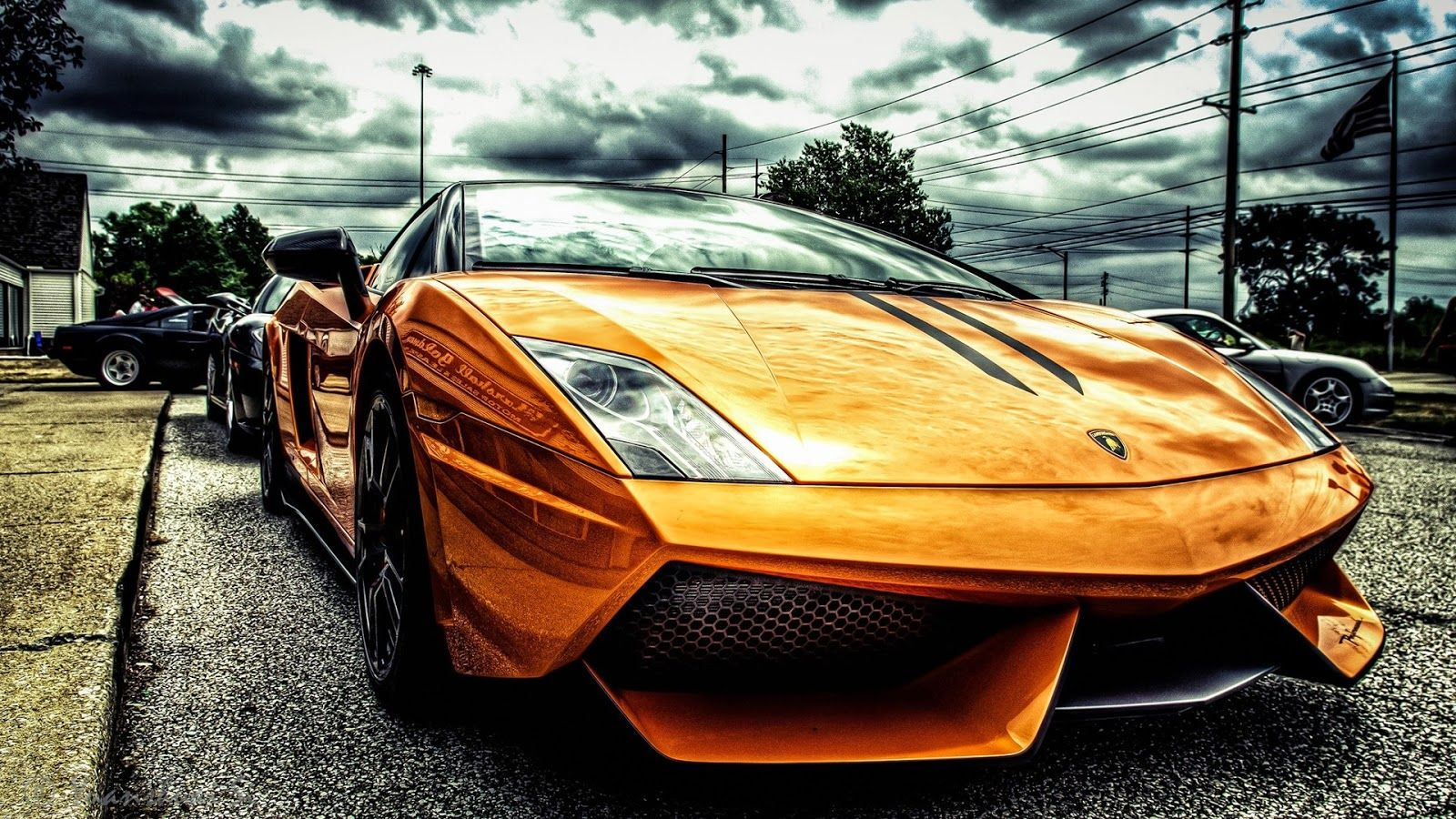 Cool Lamborghini Wallpapers 1600x900