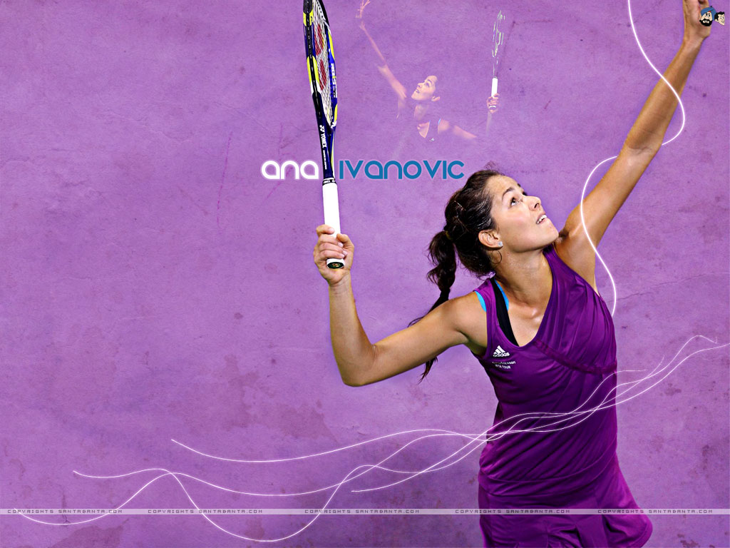 Ana Ivanovic Wallpaper 21 1024x768