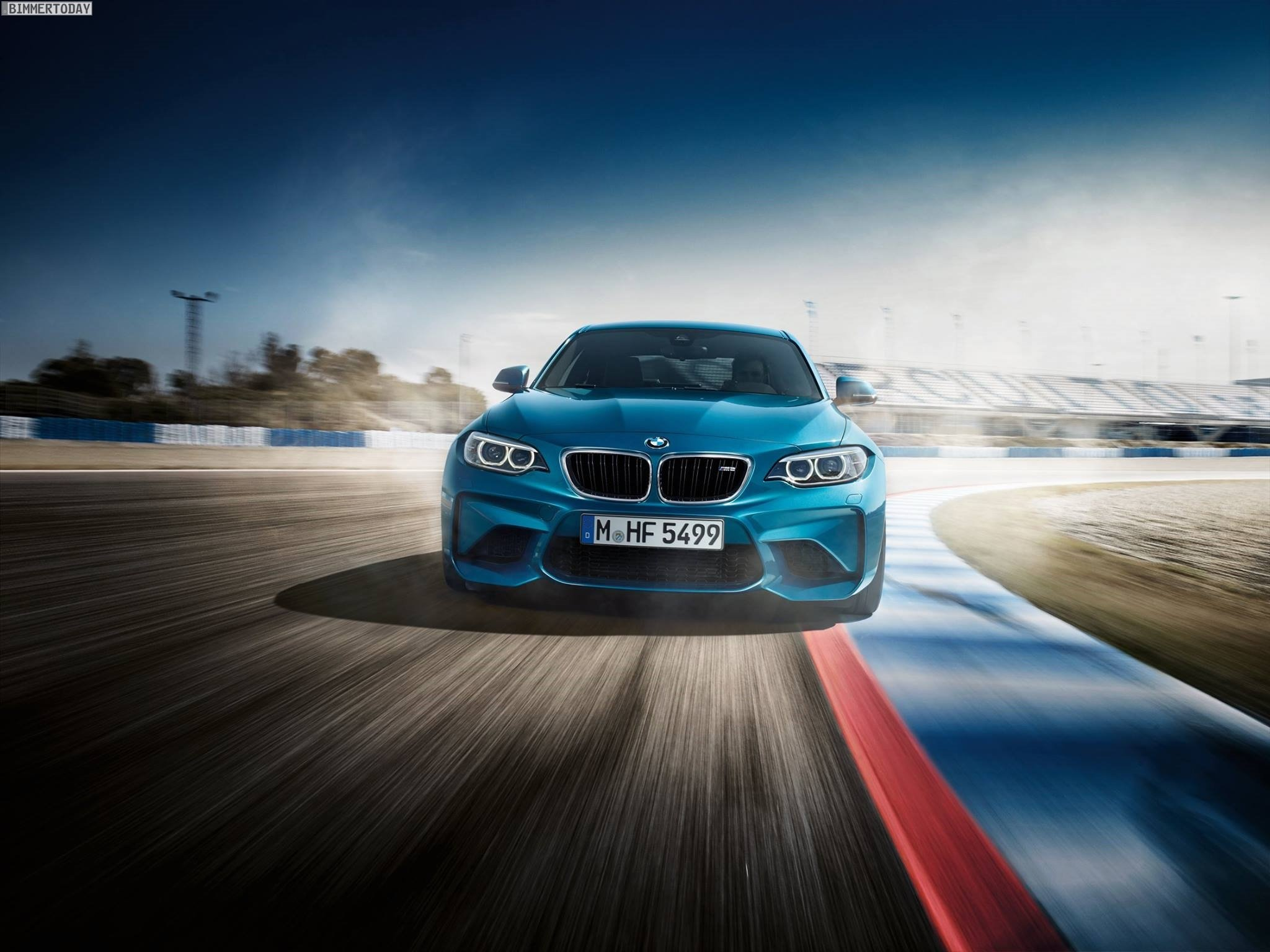 Excellent BMW M2 Wallpaper Full HD Pictures 2048x1536