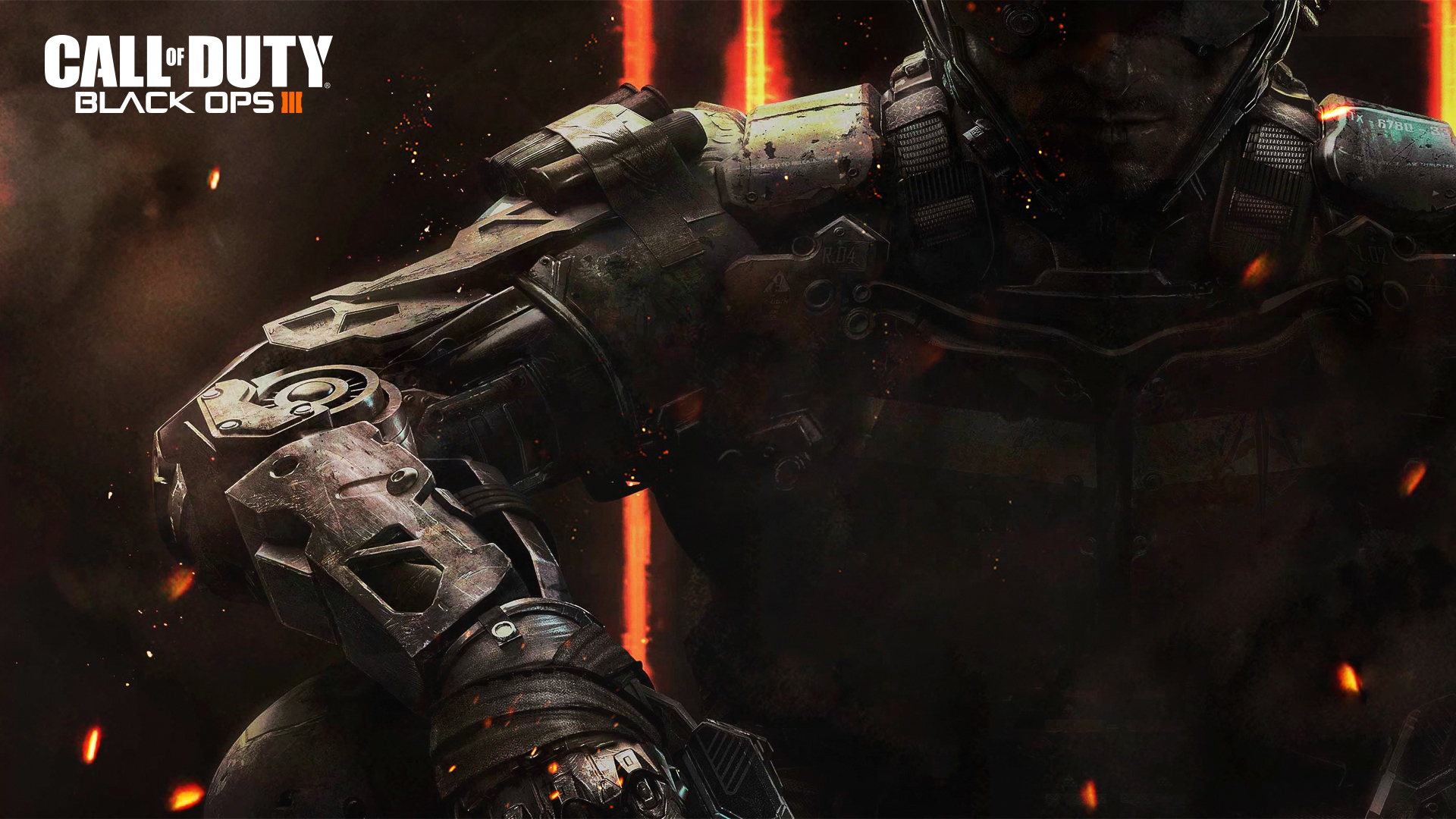 Black Ops 3 Wallpapers BO3   Download   Unofficial Call of Duty 1920x1080