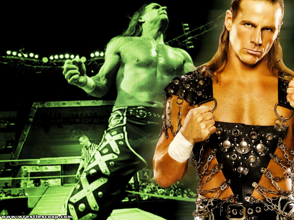 shawn michaels   Shawn Michaels Wallpaper 33882396 1024x768
