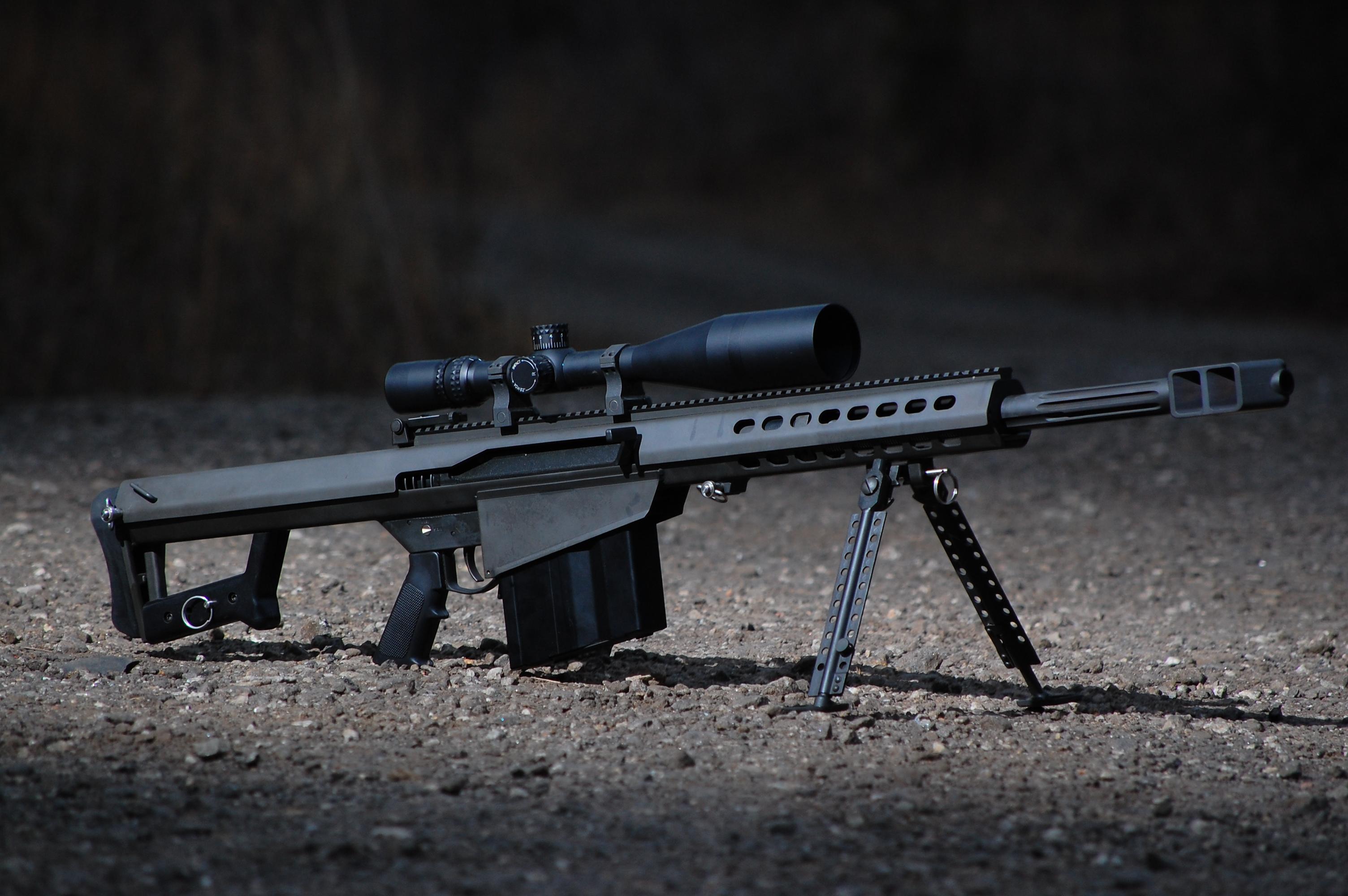 Sniper Rifle HD Wallpaper Background Image 3008x2000 ID 3008x2000