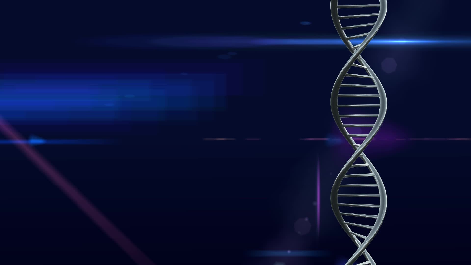 DNA 3 d structure molecule pattern abstraction genetic psychedelic 1920x1080