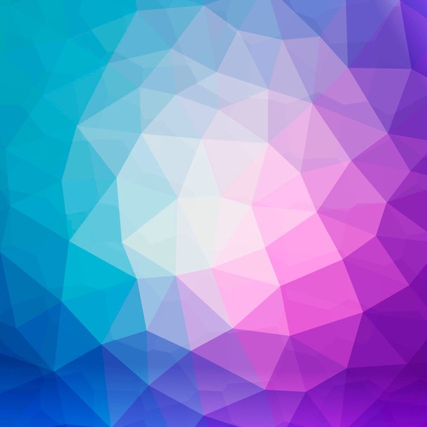 background blue pink purple wallpapers white geometric pattern 610x610
