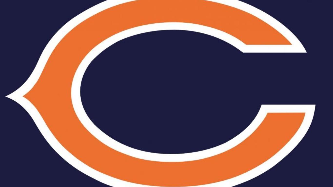 chicago bears logo wallpaper   80523   HQ Desktop Wallpapers 1366x768
