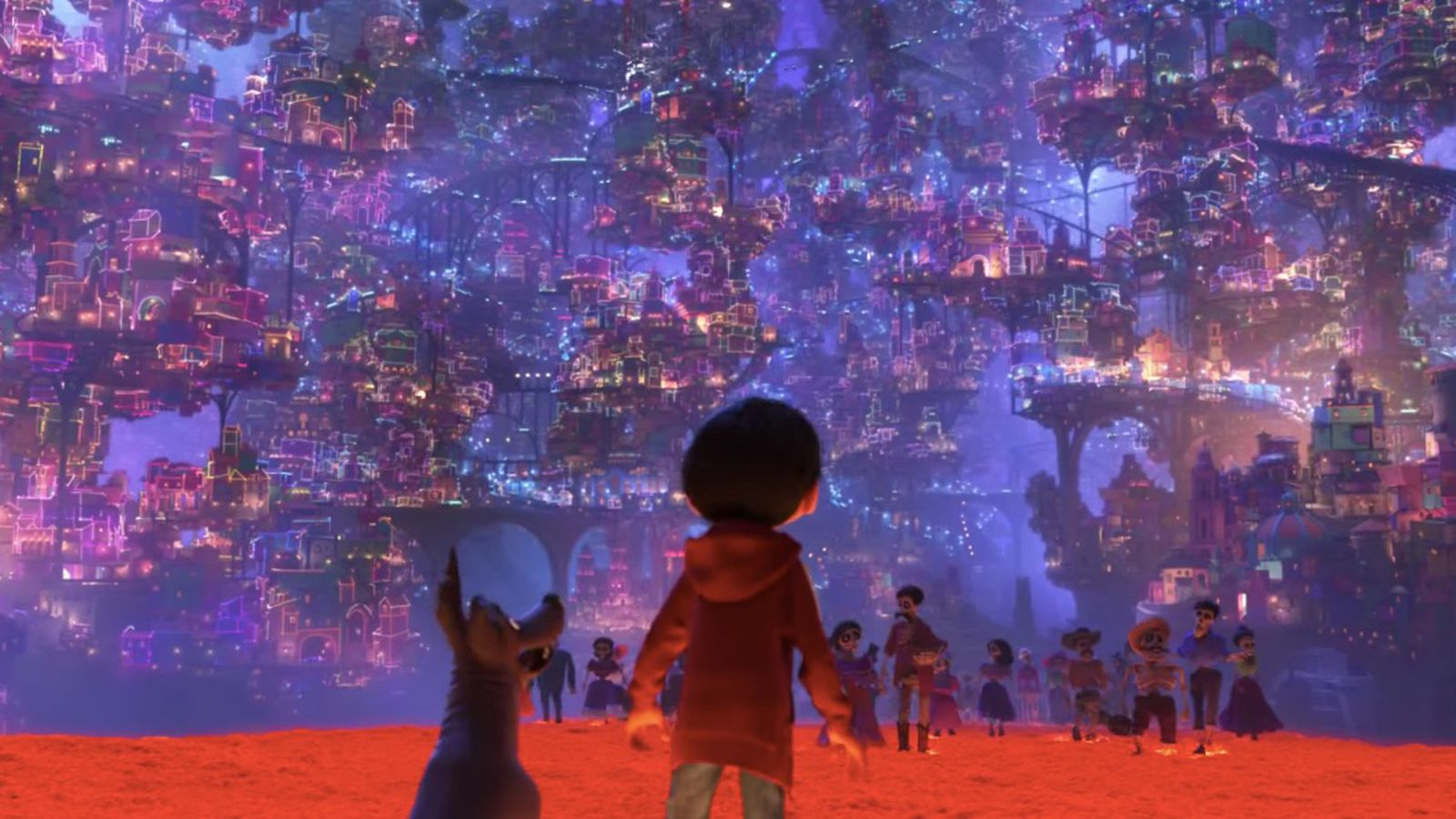 Pixar drops trailer for animated film Coco   CNET 1600x900