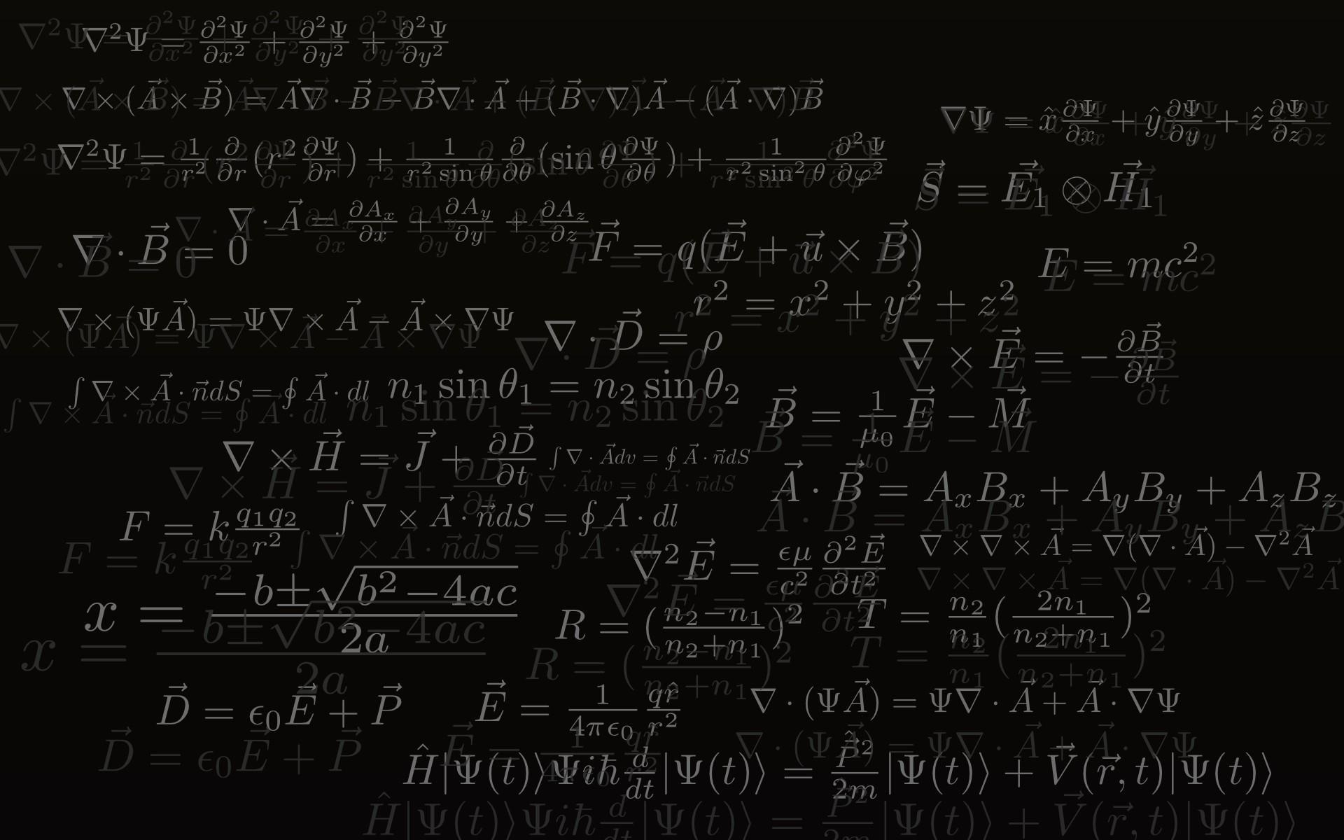53 Quantum Physics Wallpapers on WallpaerChat 1920x1200