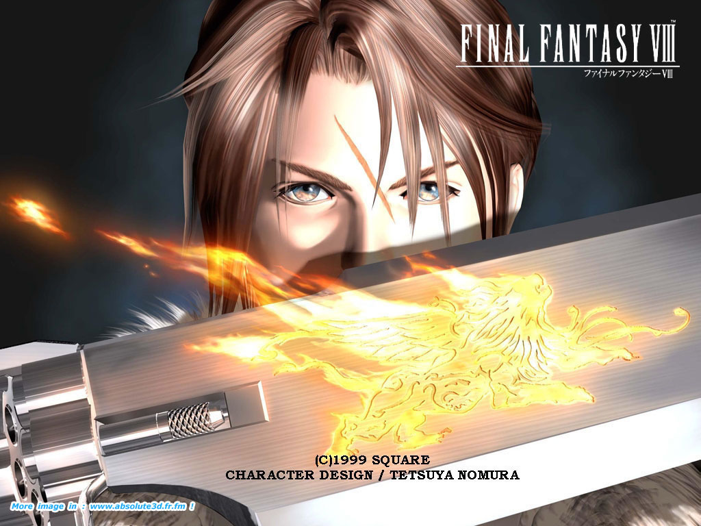 Final fantasy 8 Wallpapers and Backgrounds 1024x768