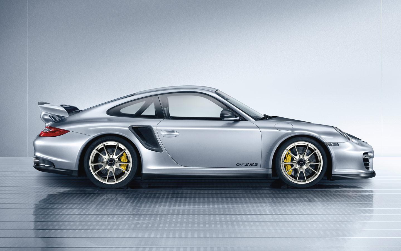 2011 Porsche 911 GT2 RS Wallpaper 1440x900