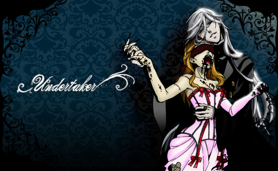 Undertaker Wallpaper B... Gothic Violin Wallpaper