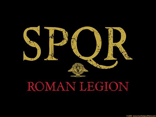 Roman Spqr Wallpaper Roman Legion Wallpaper...