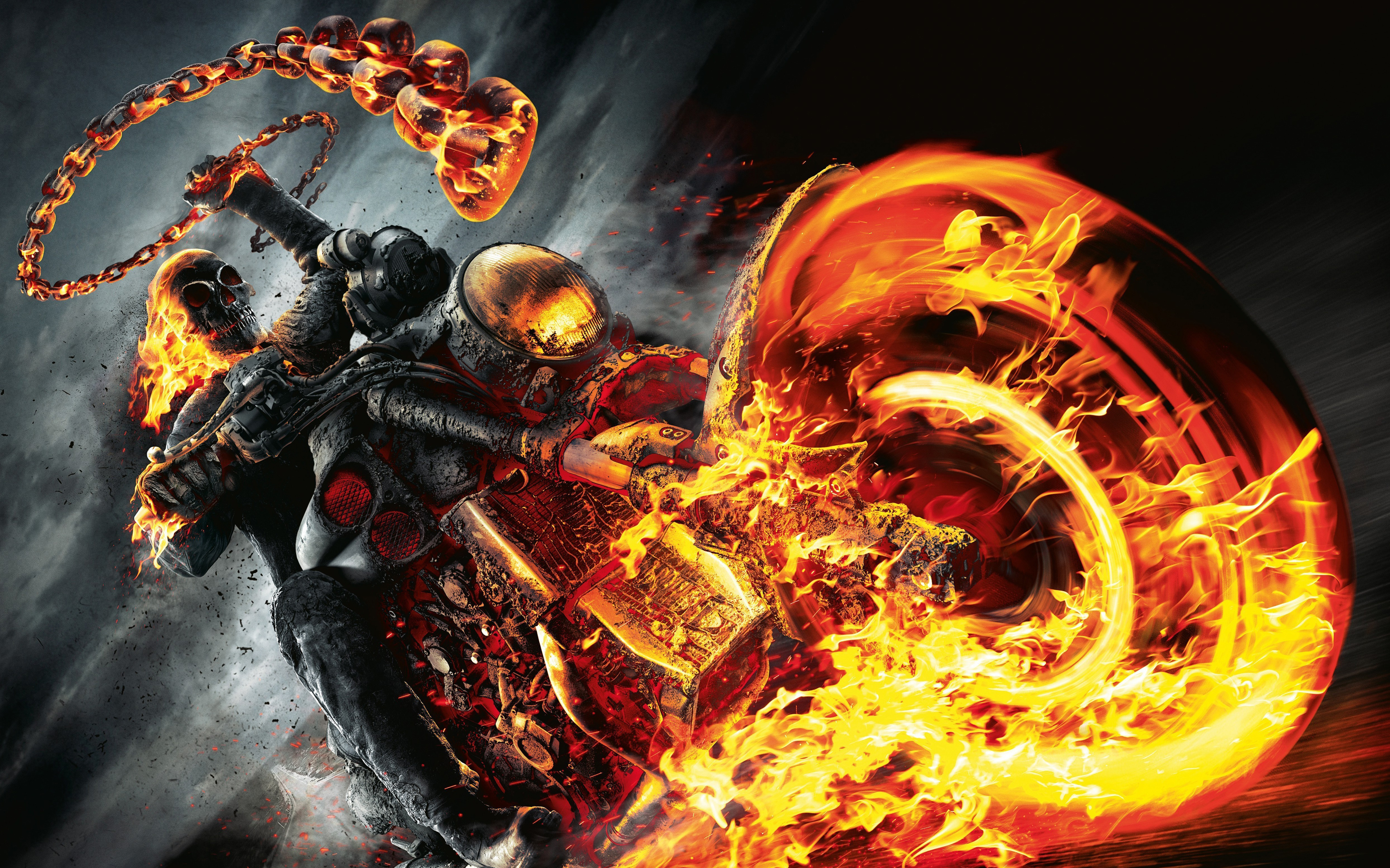 Ghost Rider Wallpapers HD Wallpapers 4000x2500
