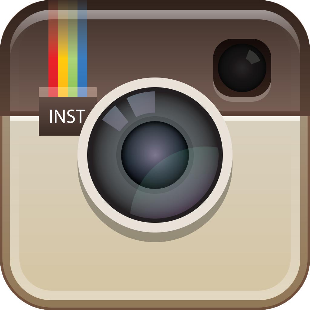 Pink instagram icon 1024x1024