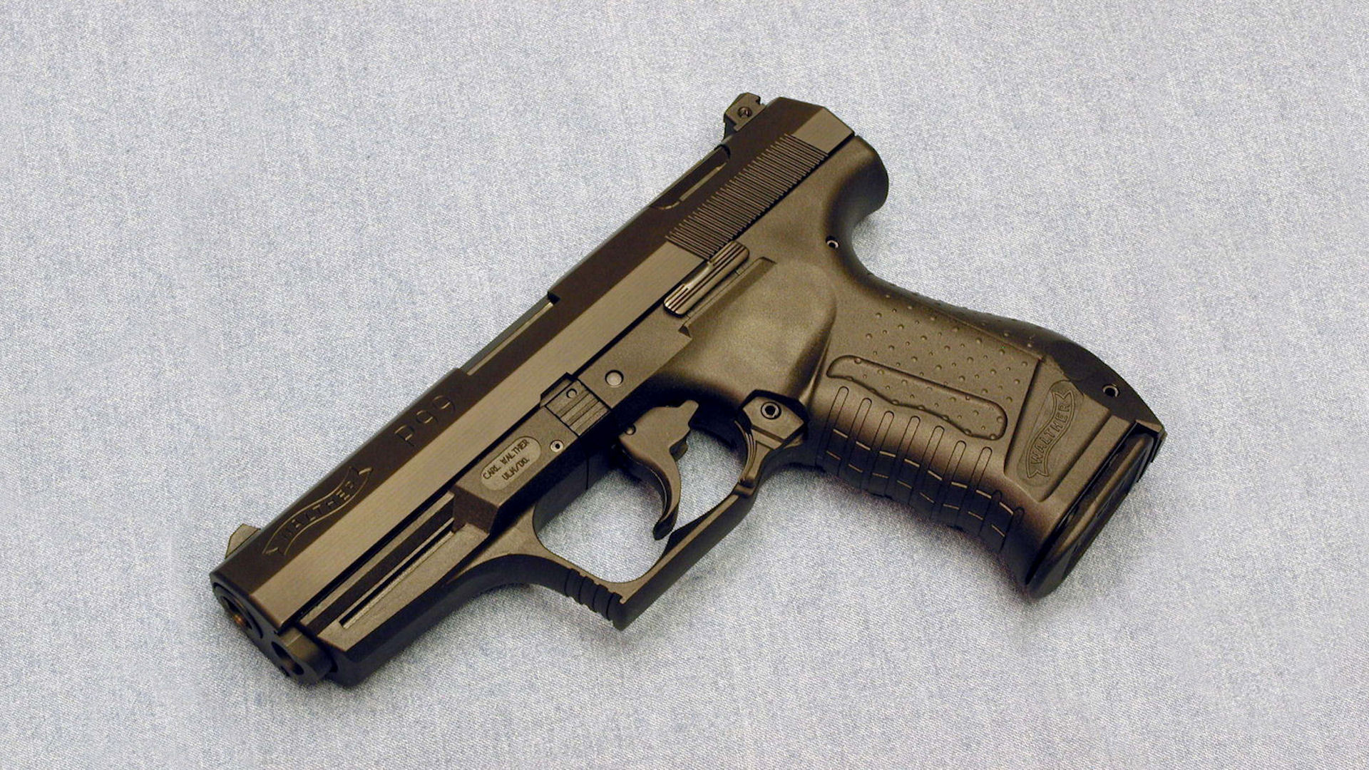 Walther P99 HD Wallpaper Background Image 1920x1080 ID 1920x1080