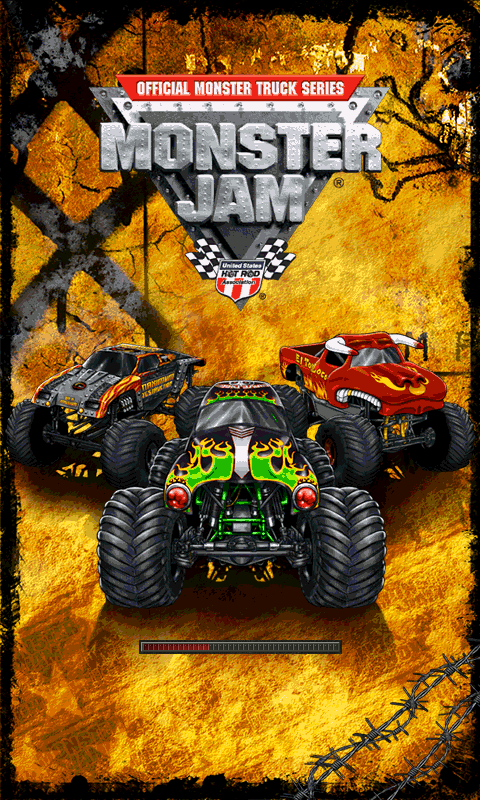 Monster Jam Lite download for Android 480x800