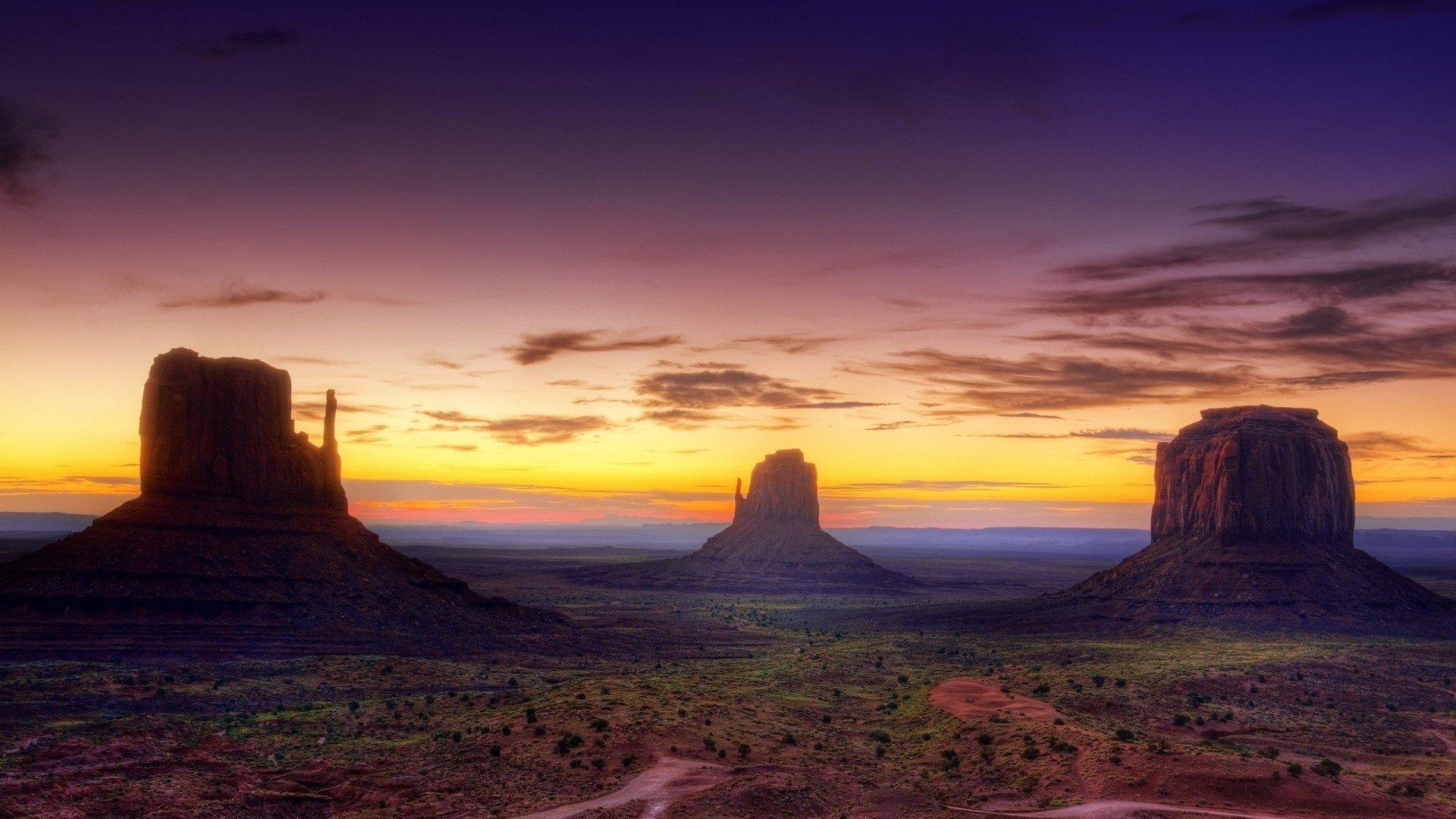 wallpaper sunset mountain arizona - photo #10