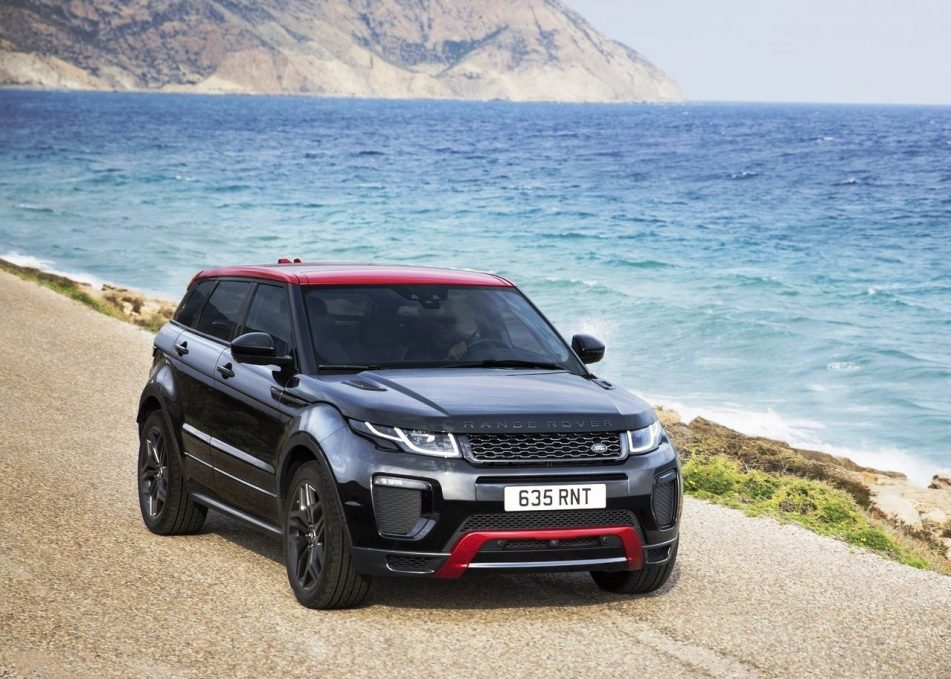 2019 Range Rover Evoque New Design High Resolution Wallpapers 951x679