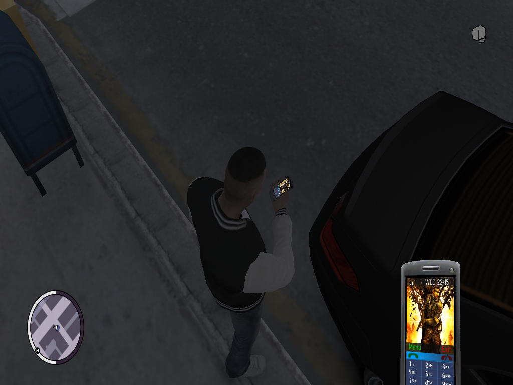 Free download Solidcal Modding [REL] GTA 4 TBOGT MGS phone