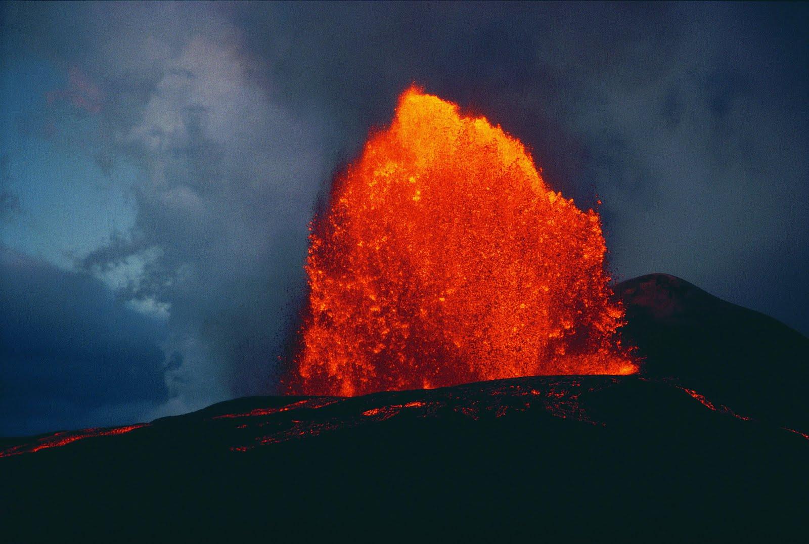 Hd Volcano Wallpaper 1600x1076