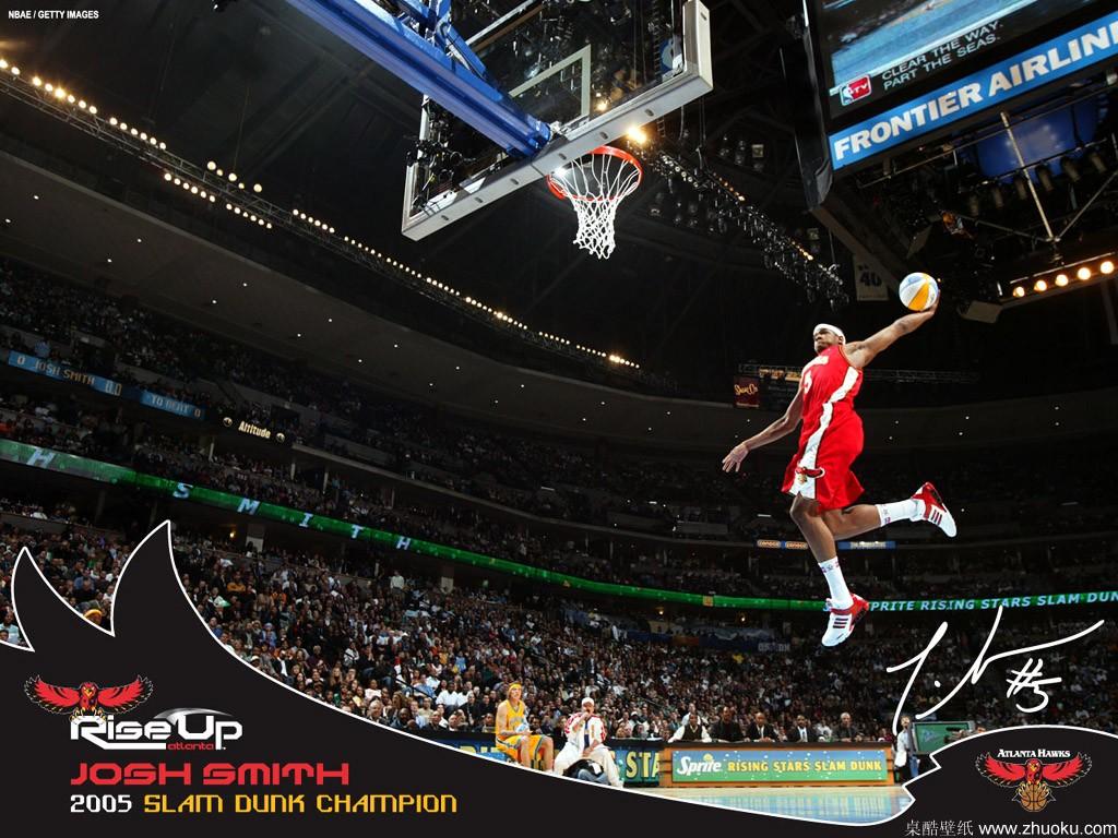NBA dunk wallaper NBA dunk picture 1024x768