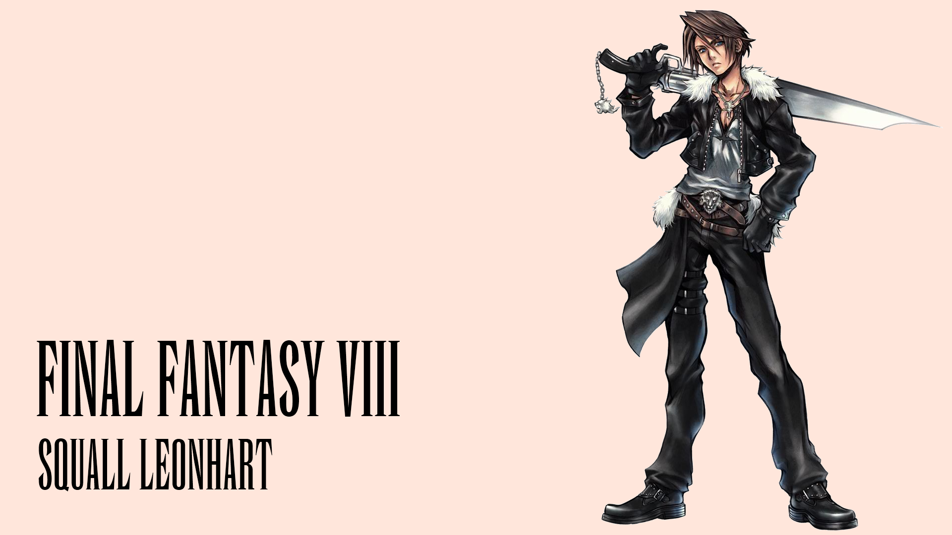 Final Fantasy 8 Wallpaper Final fantasy 1920x1080