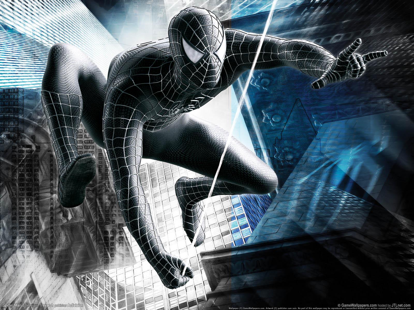 Dark Spider Man Wallpapers HD Wallpapers 1600x1200