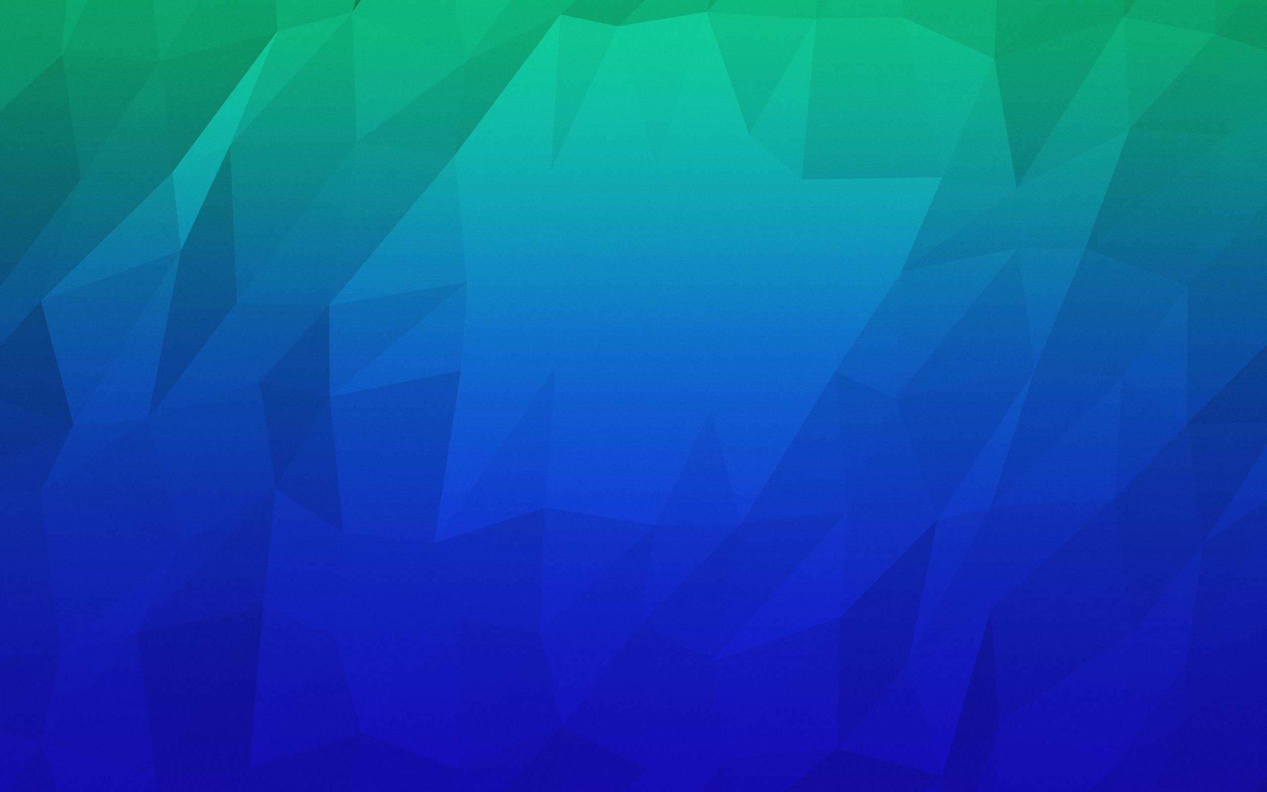 Free Download Blue Less Green Color Abstract Surface Wallpaper