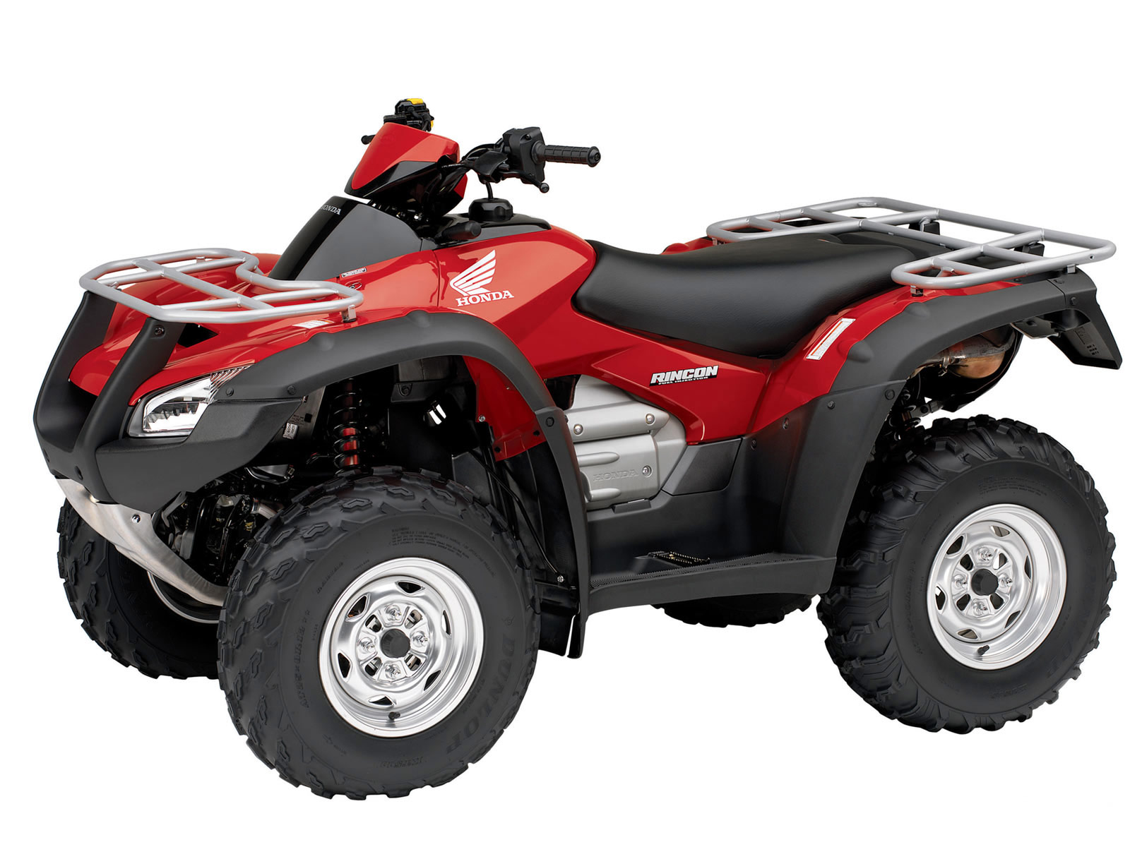 2006 HONDA FourTrax Rincon ATV wallpapers 1600x1200