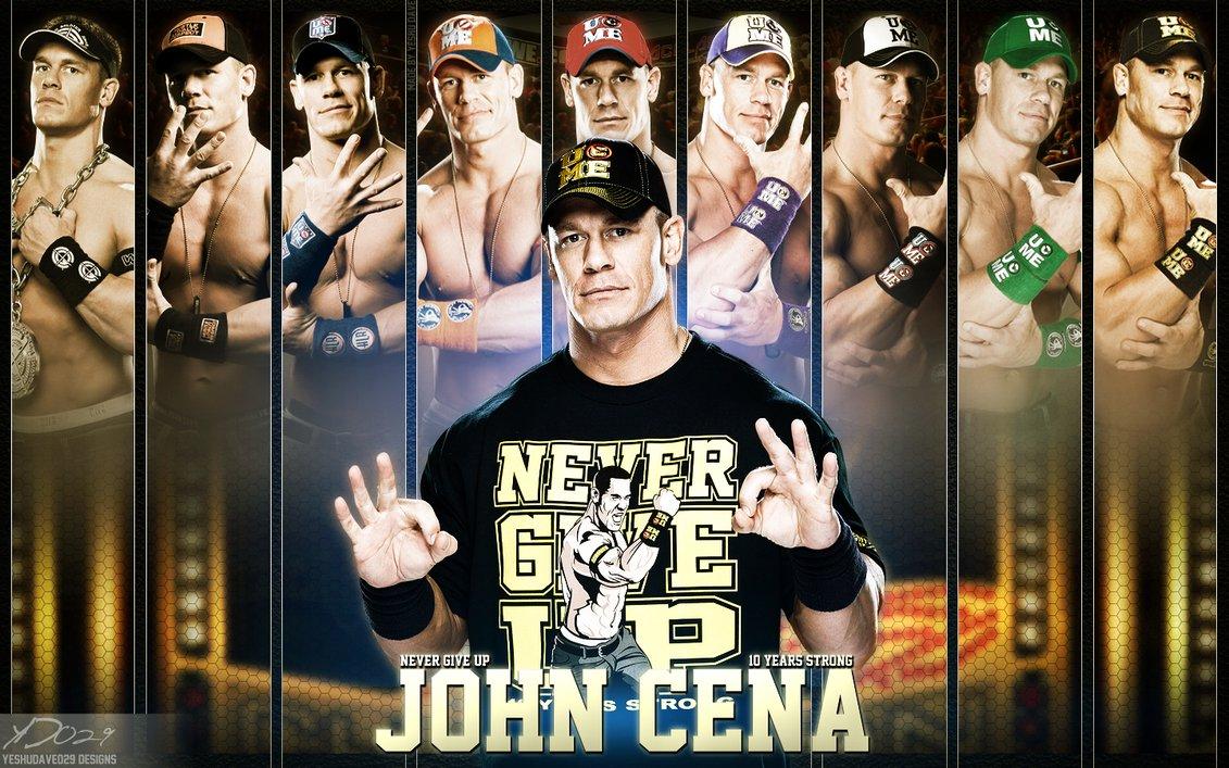 John Cena Wallpaper By YeshuDave029 1131x707