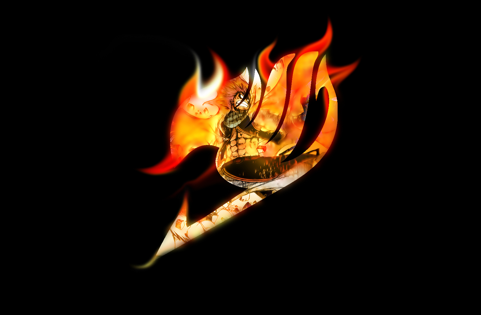1600x1050px Fairy Tail Symbol Wallpaper Wallpapersafari