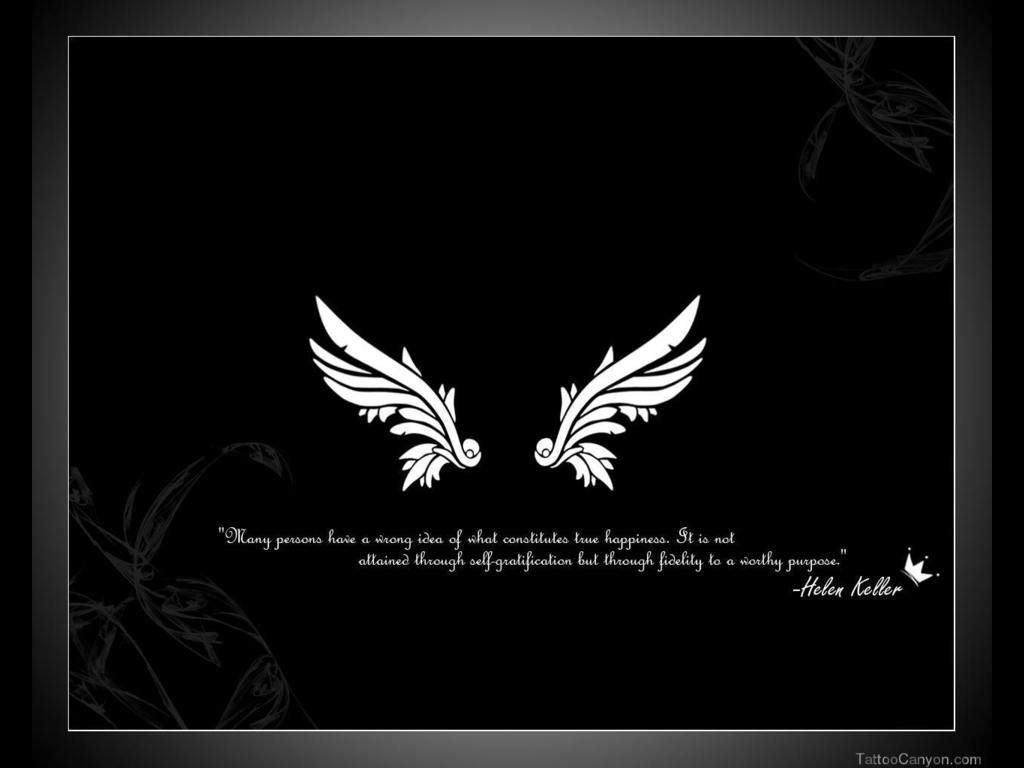 Tattoo Angel Wings Desktop And Photos Downloads Wallpaper Picture 1024x768